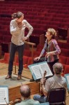 With Marin Alsop