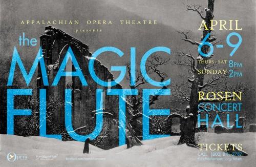 Magic Flute-Poster
